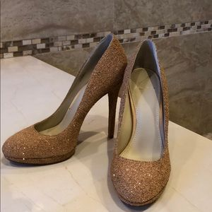 NWT Brian Atwood platformed high heels shoes